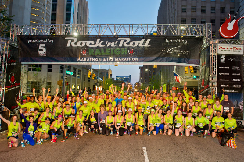 Rock 'n' Roll team photo 2014